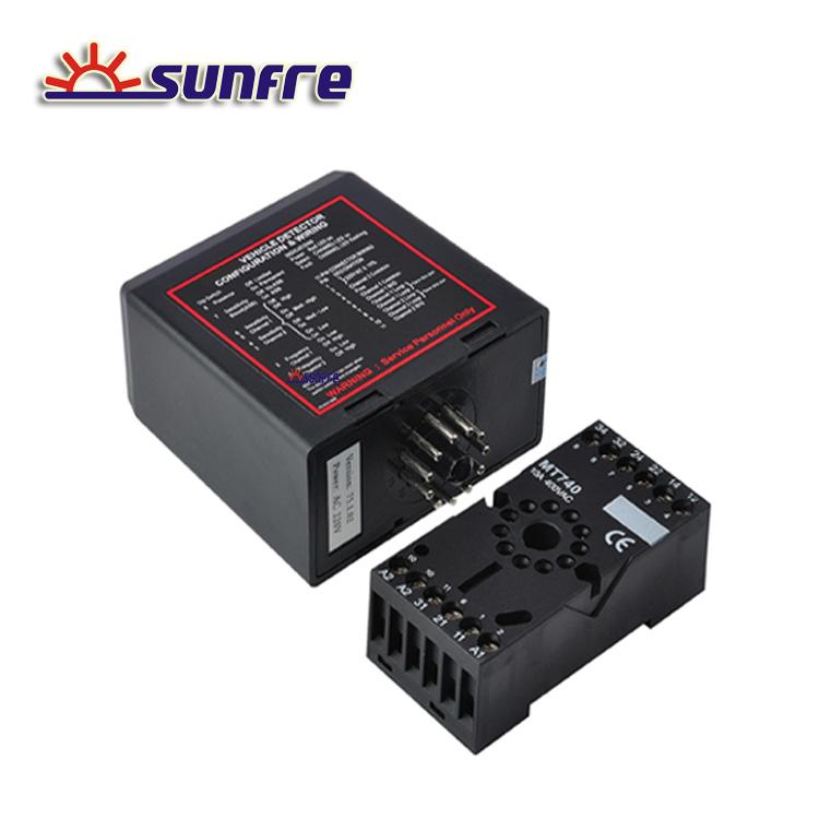 loop detector, vehicle loop detector, inductive loop detector, metal detector, long vehicle detector, high sensitive loop detector