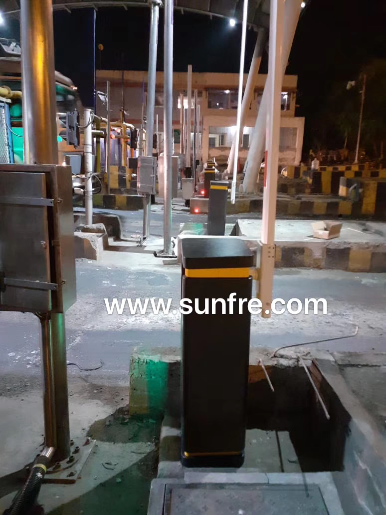high speed barrier gate, dc barrier gate, toll gate, 0.6sec barrier gate, dc servo barrier gate, S10 barrier gate, S10 boom gate