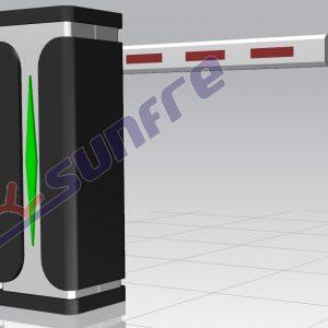DC Brushless Servo Barrier Gate S10